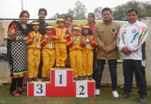 Shemrock Apple Orchid celebrates 3rd Annual Sports Day