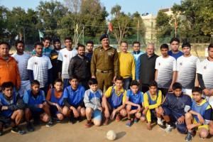3-day Handball Tournament commences
