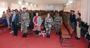 ADG NCC visits GDC Udhampur