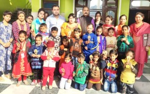 Asian Kids celebrates Annual Sports Day