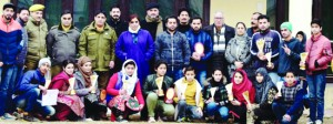 District Srinagar Carrom Championship concludes