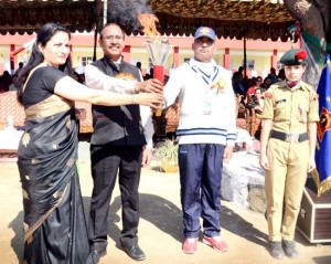 APS Dhar Road celebrates 9th Annual Day