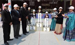 Pushp Vatika organises Foundation cum Sports Day