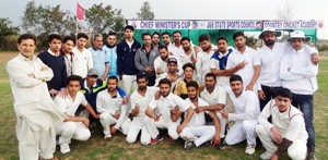 Krishna Club scripts big win over Burn Hall School in Chief Minister's Cricket Cup