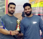 Squash Championship held at KC Sports Club