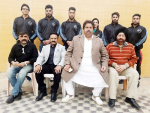 State Body Building team leaves for National C'ship