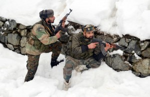 2 Hizb comdrs killed, 2 police officers injured in encounter