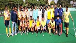 QFs lineup drawn in 4th Sant Gurbaksh Singh (Danna) Memorial Hockey Tournament