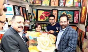 Youth keen to connect with tradition: Dr Jitendra