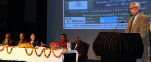 Governor inaugurates Motivational Seminar-cum-Workshop for Civil Services aspirants