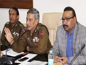 DGP reviews welfare schemes for cops, martyrs' families