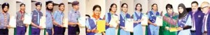 Youth development is Govt's priority: Mehbooba
