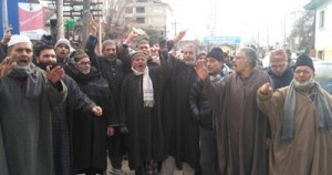 Protests against PDD over power failure