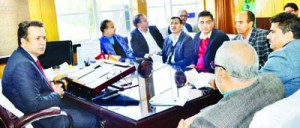Zulfkar for comprehensive plan to ensure oil tankers' smooth movement