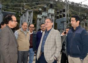 Massive infrastructure upgradation in power sector underway: Kavinder