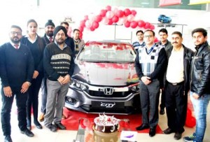 Hillview Honda launches New City 2017