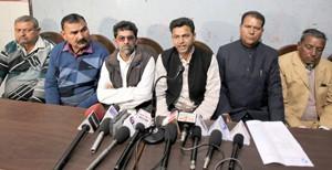 Border United Front raises  demand of 5 marlas plots