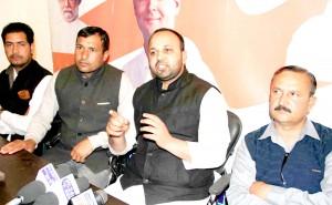 Govt weakening Panchayati   Raj system in J&K: Shahnawaz