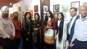 Master Sansar Chand Trust representing J&K in Khajuraho Dance & Art Fest