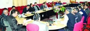 Zulfkar stresses on maximum  transparency in FCS&CA Deptt