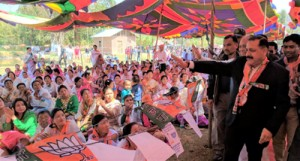 BJP upbeat after Modi rally in Manipur: Dr Jitendra