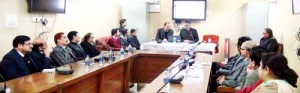 Judicial Academy organizes training prog for Principal Distt Judges