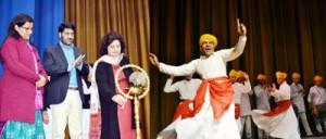 Sangeet Natak Akademi's ICH  project reaches Jammu schools