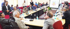 J&K shifting to latest water treatment technology: Sham