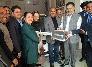 Imran Raza inaugurates ITI-Hyundai Joint Project
