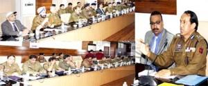 ADGP reviews Police-Public Mela arrangements