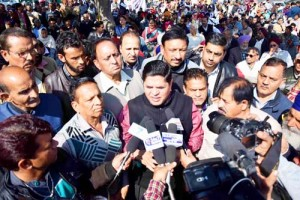 SOS Intl to expose parties  hostile to PoK DPs: Chuni