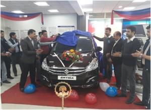 Jammu Motors launches limited edition of Maruti Suzuki Ertiga