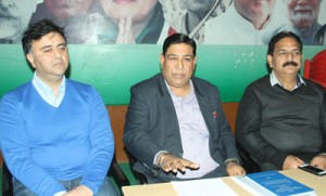 PDP-BJP Govt all set to hijack  Panchayat elections in J&K: PCC