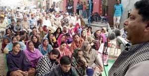 BJP starts 'Jan Sampark  Yatra' at Panchayat level