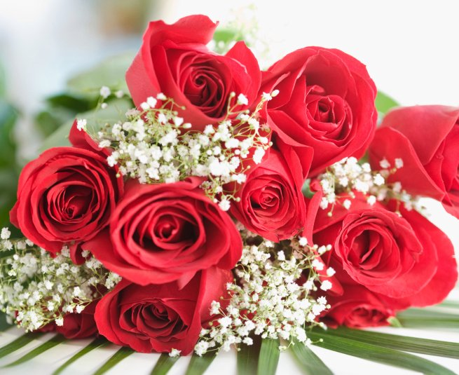 red roses may be passe this valentine's day, Ideas