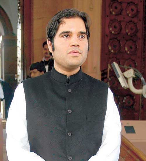 Voters should be able to control political narrative: Varun