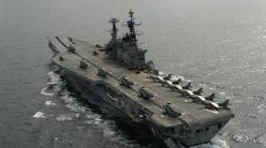 Aircraft carrier INS Viraat decommissioned