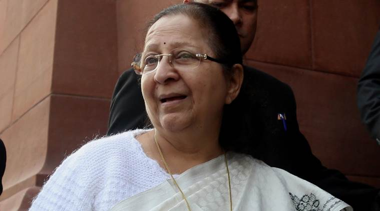 Women should identify their inherent strength: Sumitra Mahajan
