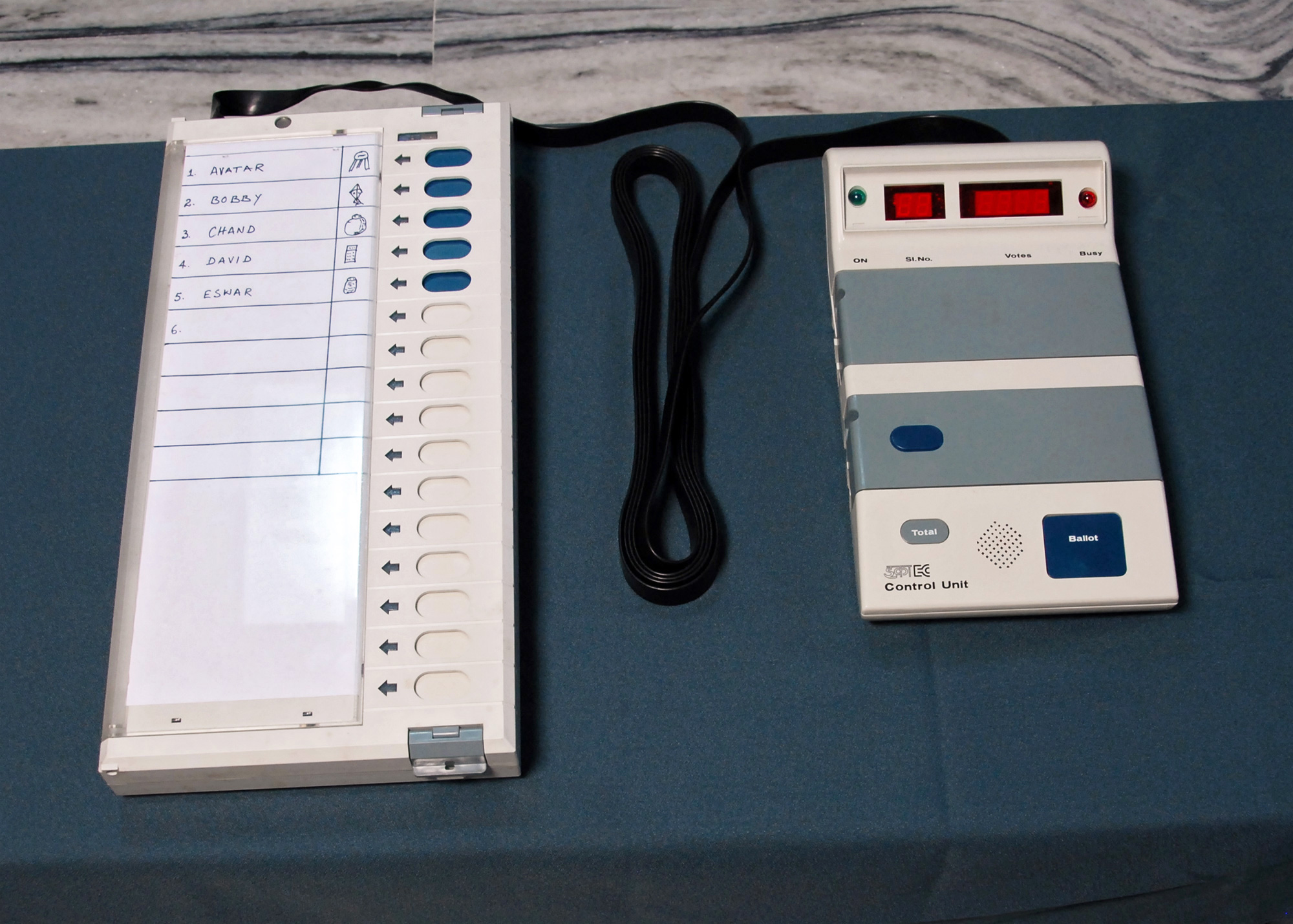 EVMs tamper-proof as ever, asserts EC