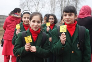 Schools reopen in Kashmir after unrest, winter break