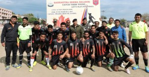 Young Rovers enters finals of SSB Football tourney