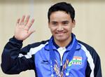 Jitu rallies to win bronze  in ISSF World Cup
