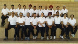 30-member J&K team selected for National Master's Athletic C'ship
