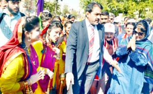 Mehbooba asks Red Cross to include more activities into its charter