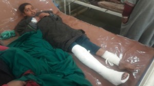 4 injured in  Sopore explosion
