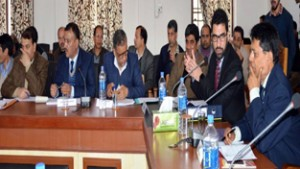 CEO reviews preparedness for Anantnag Parliamentary Constituency
