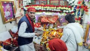 Chandi Mata Mandir Sanstha  organises annual day prog