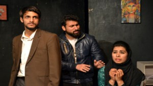 Natrang presents Balwant  Gargi's 'Kabab Mein Haddi'