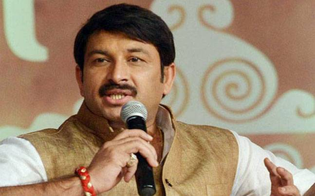 Kejriwal admitting mistakes an emotional drama: Manoj Tiwari