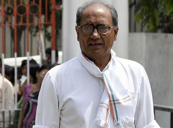 Nobody can save Cong people if they don't improve: Digvijaya